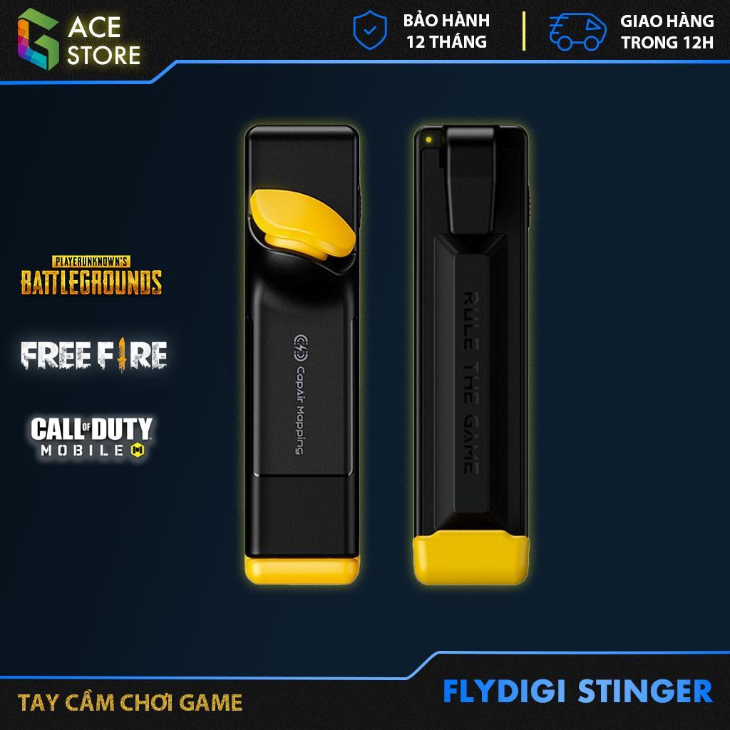 Mã Khuyến Mãi Flydigi Stinger | Nút Bắn Chơi Game Pubg Mobile, Free Fire