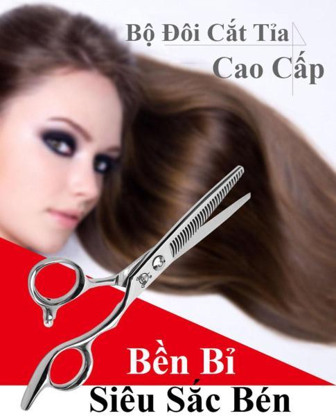 Kéo cắt tóc, Kéo tỉa tóc, Combo kéo cắt tỉa tóc,  Kéo cắt tóc cao cấp, Giảm giá sốc chỉ ngay hôm nay.