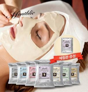 [Bill Hàn] Mặt nạ thạch dẻo dưỡng da ngừa mụn chống lão hóa Montblie Hàn Quốc 40gram, mặt nạ dạng thạch có khả năng làm dịu và làm mát cấp tốc cho da bị mất nước thumbnail