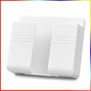 Giá đỡ điện thoại dán tường dễ dàng không cần khoan đục GJ4 dính chắc chắn giữ điện thoại cố định nhỏ gọn tiện lợi có thể đựng remote cáp sạc độ bền cao thumbnail