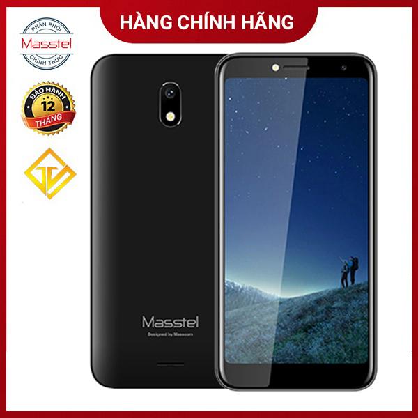 Điện thoại Masstel X5 (1GB/8GB) - Màn hình 5.45 inch HD+, Camera sau 8MP, Pin 3200mAh - Hàng chính hãng
