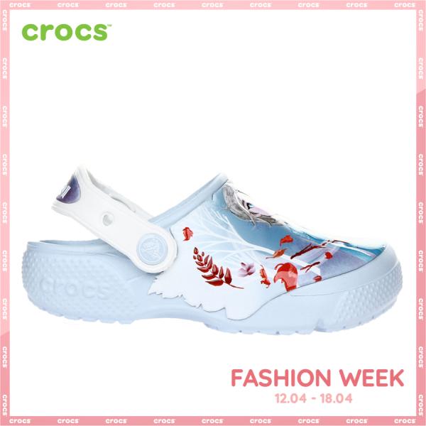 Giá bán CROCS Giày Lười Trẻ Em Funlab Disney Frozen 2 Clog 206165