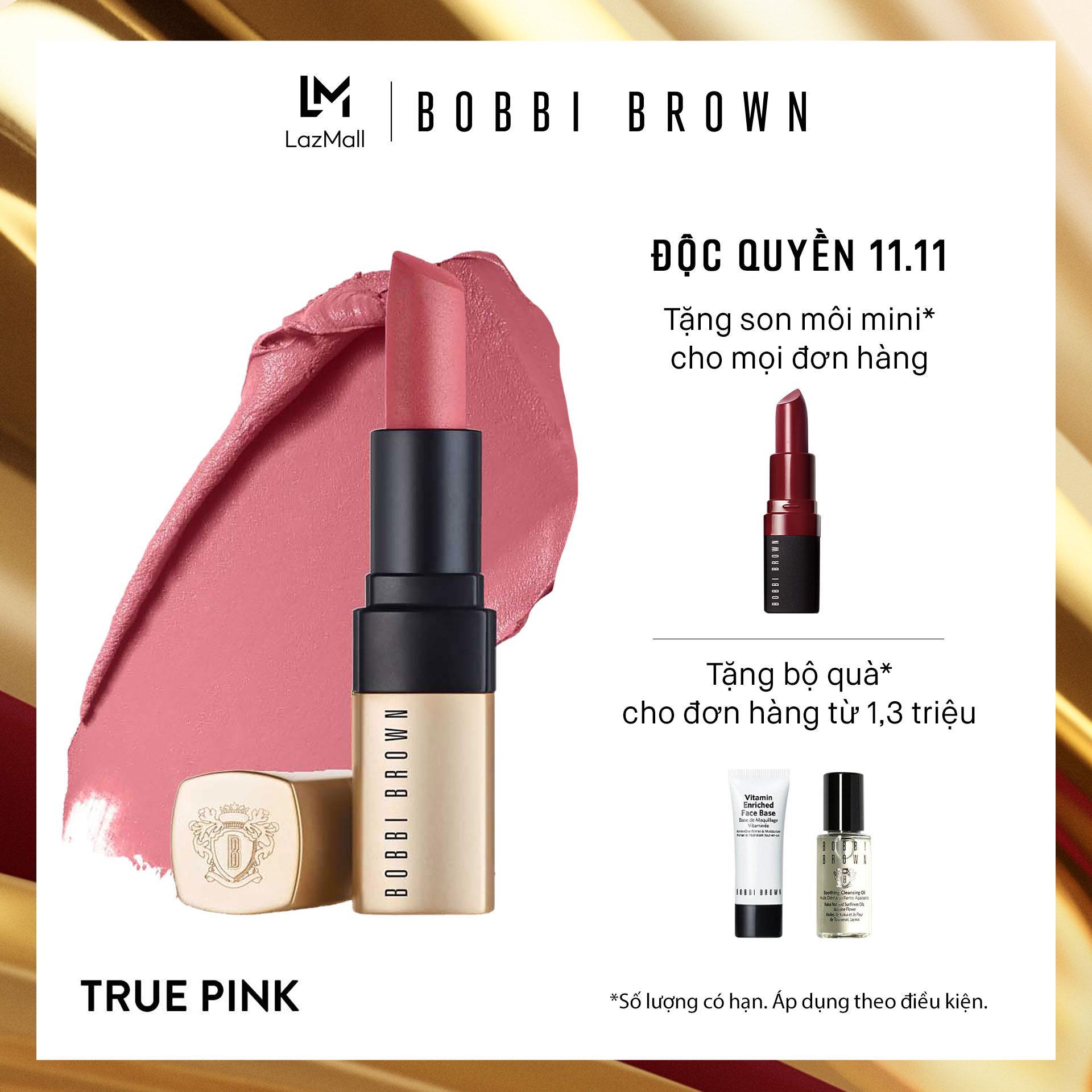 Son môi Bobbi Brown Luxe Matte Lip Color 4.5g tốt nhất
