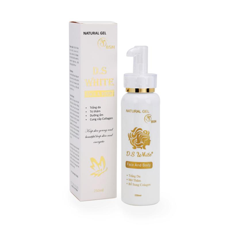 Gel Tắm Trắng Face And Body DS White tốt nhất