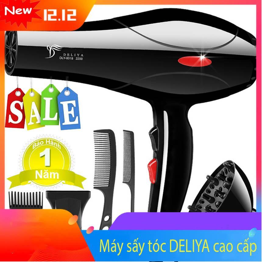 Máy sấy tóc, máy sấy tóc mini - Máy Sấy Chất Lượng Cao, Công Suất Lớn Dễ Tạo Kiểu, Tích Hợp Công Nghệ Bảo Vệ Tóc Không Gẫy Gọn Hư Tổn cao cấp