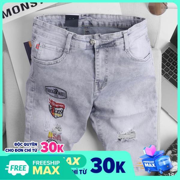 Quần short jean nam, quần bò nam trẻ trung năng động, chất liệu co dãn tốt,thoáng mát,form chuẩn,hot trend phù hợp cho mọi lứa tuổi MT180