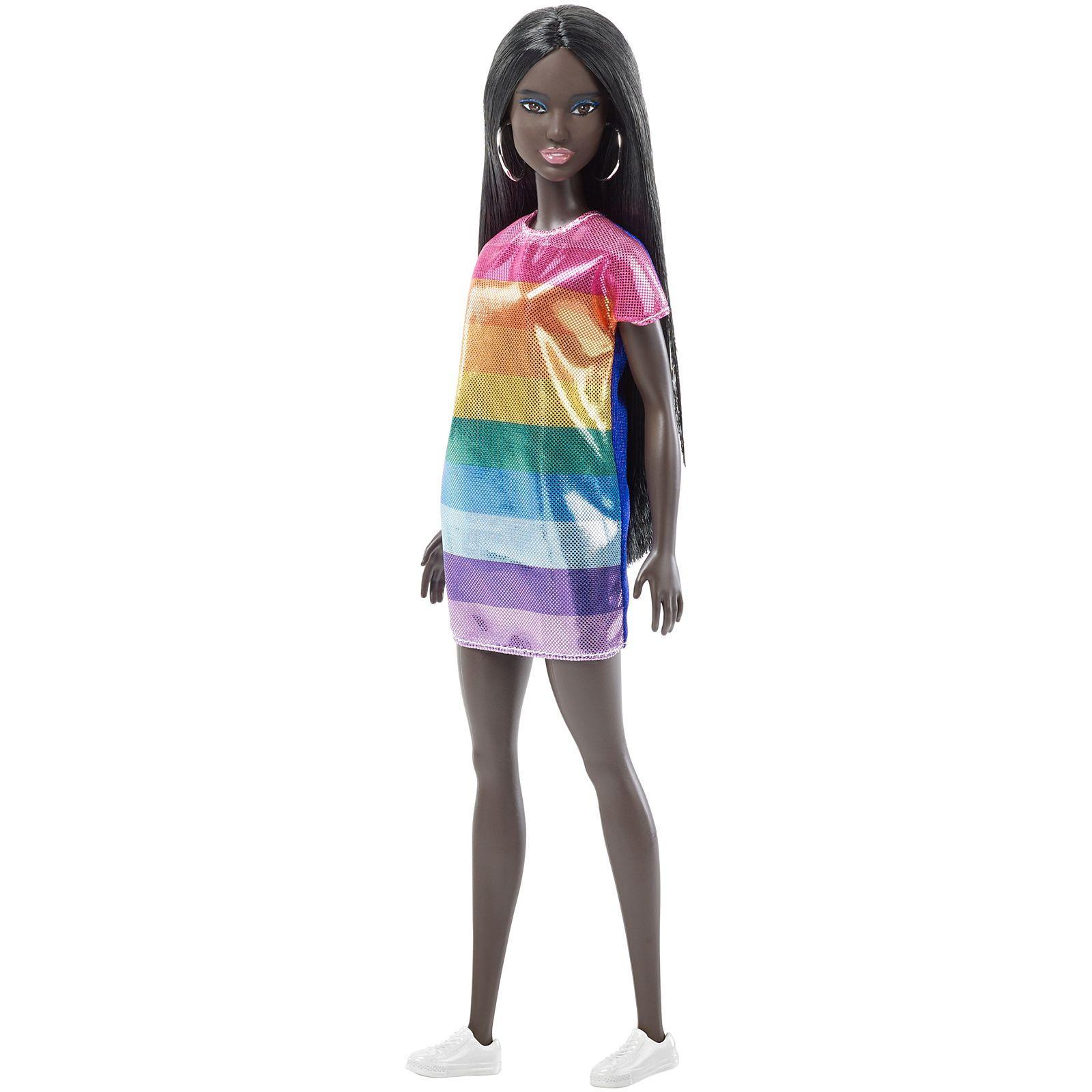 Búp Bê Barbie Da đen Bất Ngờ Ưu Đãi Giá