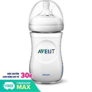Bình sữa Philips AVENT Natural 260ml- Núm số2 thumbnail