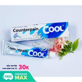 (Xanh 120gr) Cao xoa bóp Counterpain Cool Thái Lan (nóng & lạnh) thumbnail