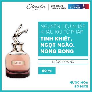 Nước hoa dành cho nữ Cénota SO NICE 60ml thumbnail