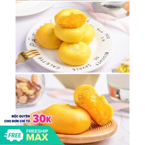 Compo 3 Bánh pía ngàn lớp TRỨNG MUỐI KIM SA TAN CHẢY
