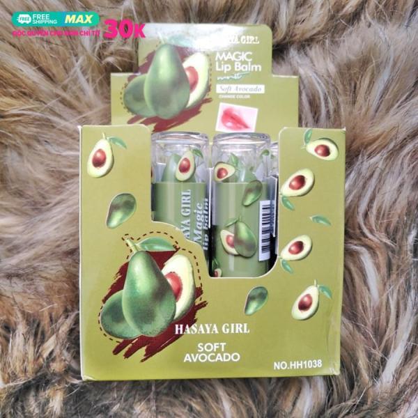 Son dưỡng môi Bơ Hasaya – CL216