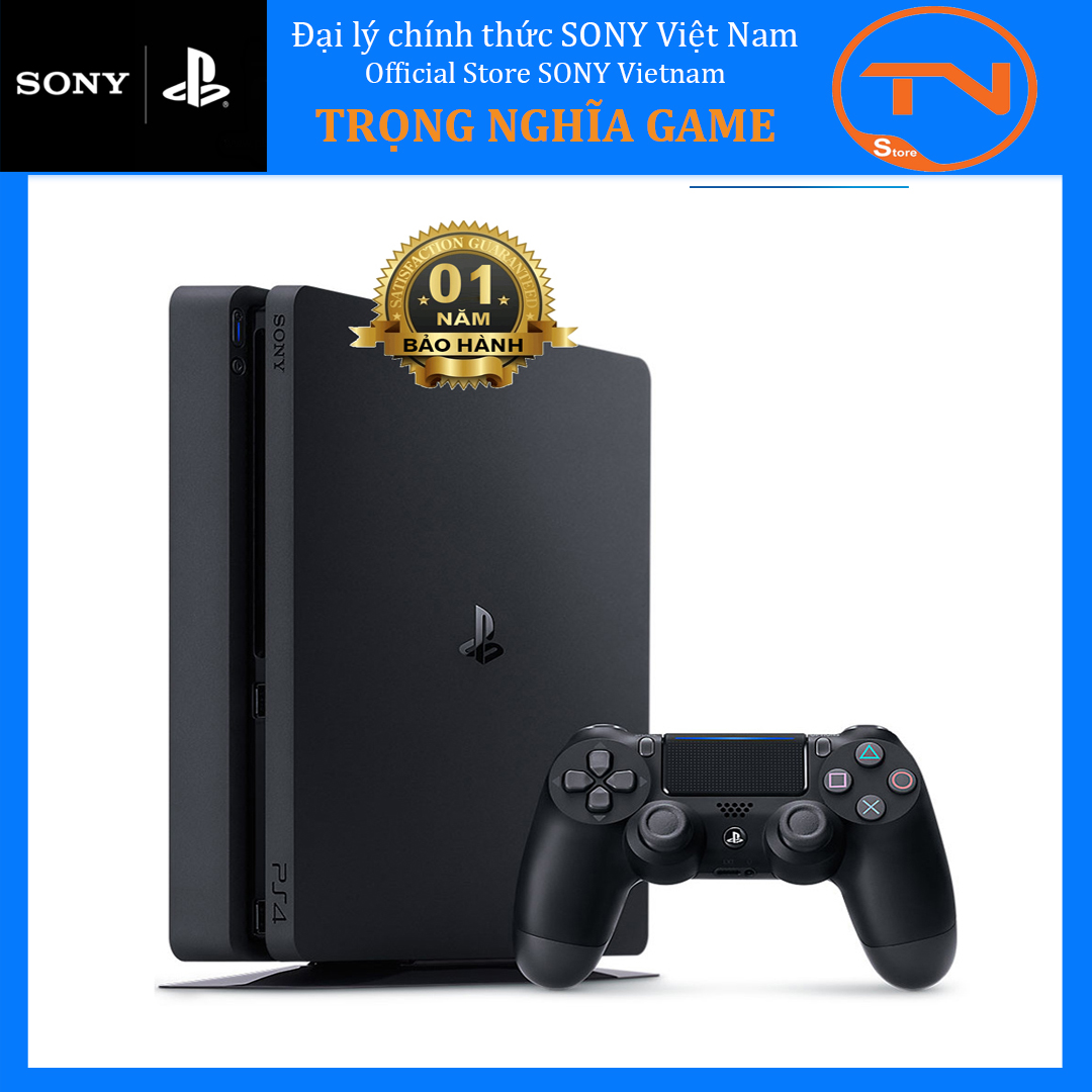 [TRẢ GÓP 0%] Máy chơi game Sony PS4 Slim CUH-2218B 1TB