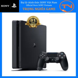 [TRẢ GÓP 0%] Máy chơi game Sony PS4 Slim CUH-2218B 1TB thumbnail