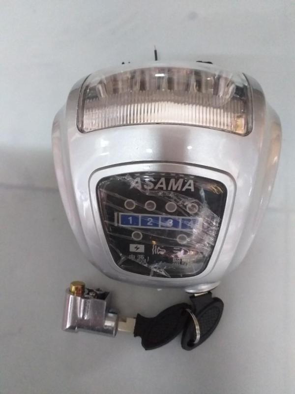 Mua đầu đèn xe đạp điện 36V giá tốt- dau den - đầu đèn xe đạp điện - đầu đèn xe điện kiểu mới - đầu đèn asama