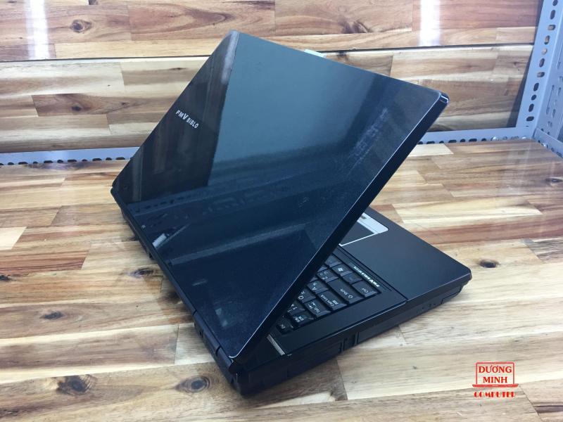 Laptop Fujitsu C70 - đen
