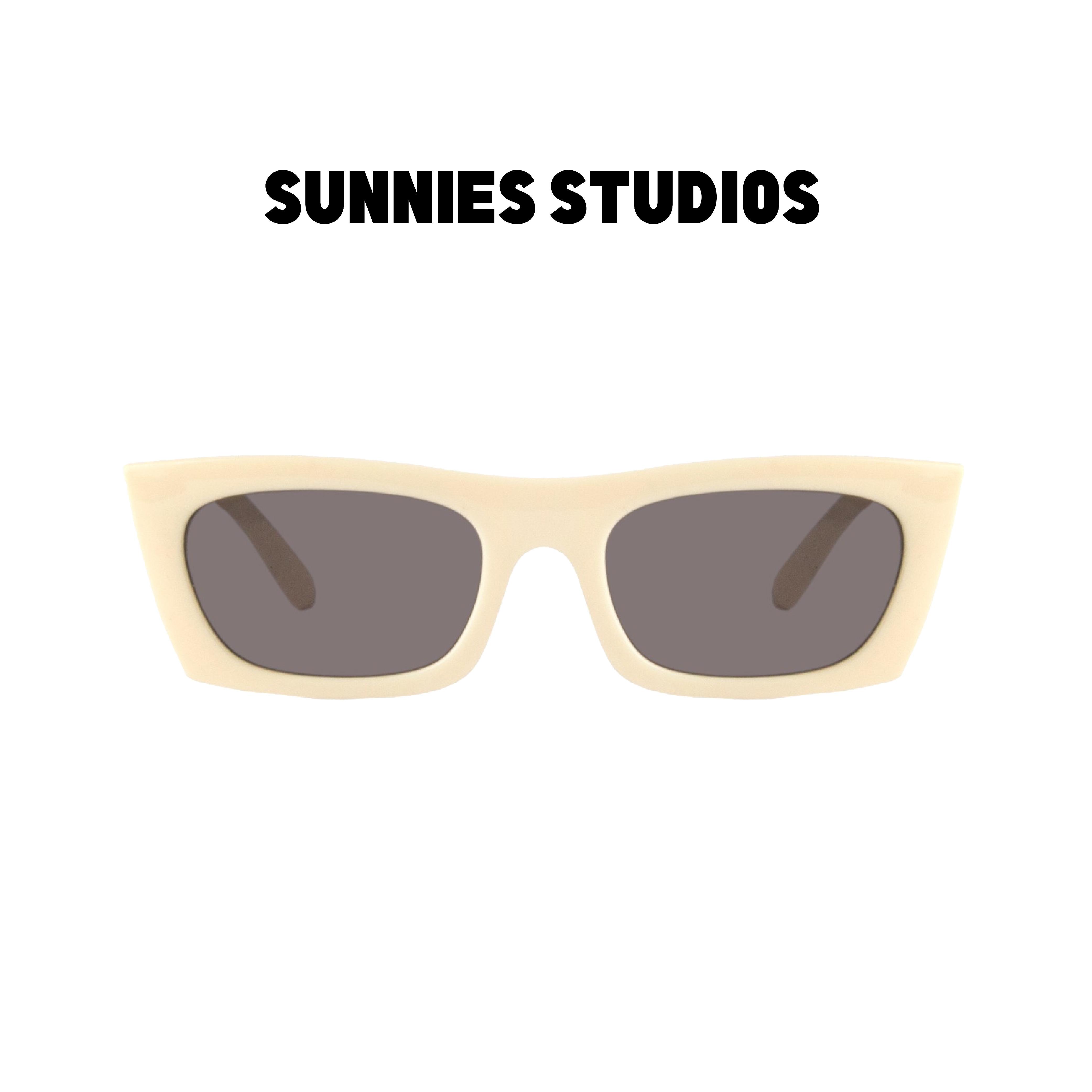 Mua Kính mát Sunnies Studios Gọng Vuông Zio in Panda