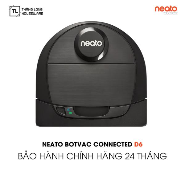 Robot hút bụi Neato Botvac D6 Connected - Hàng chính hãng Bảo hành 24 tháng 1 đổi 1