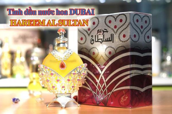 Tinh dầu nước hoa Dubai nội địa - Hàng Full box