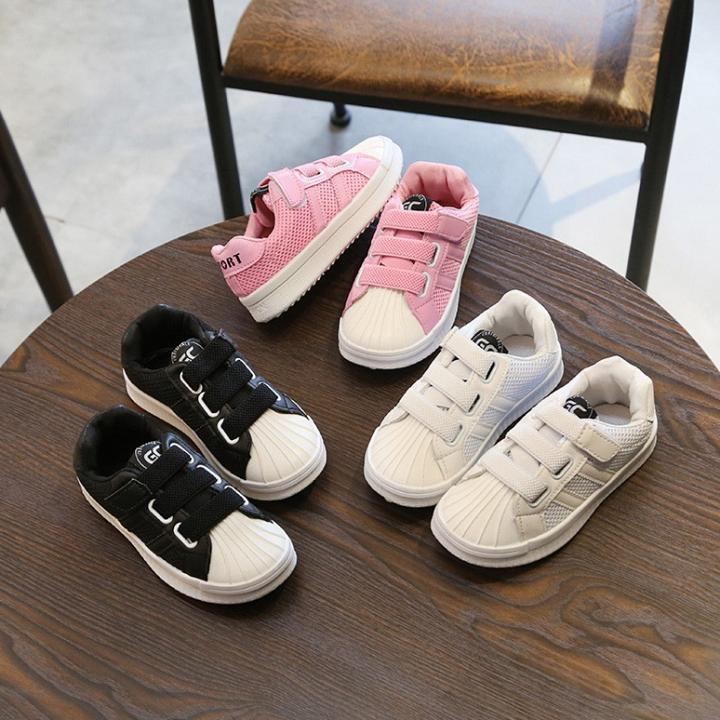 Giày thể thao cho bé trai bé gái 2 sọc