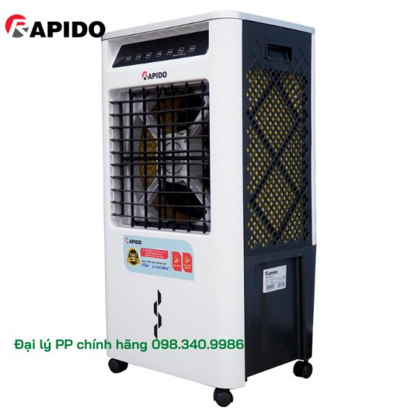 Quạt điều hòa không khí Rapido FRESH 3000-D  Quat dieu hoa Rapido 3000D