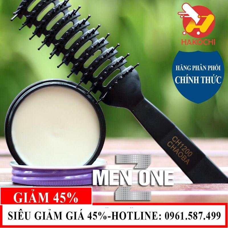 [BIGSALE 45%] Sáp vuốt tóc Apestomen Volcanic Clay Ver 3 Nắp nhôm - sáp vuốt tóc, sáp vuốt tóc nam + Tặng 1 lược Chaoba tạo phồng - [HAKOCHI] nhập khẩu