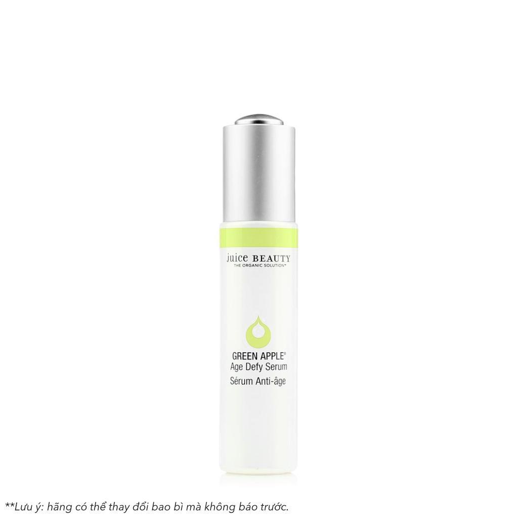 Tinh chất sáng da hữu cơ cao cấp Juice Beauty Green Apple Age Defy Serum