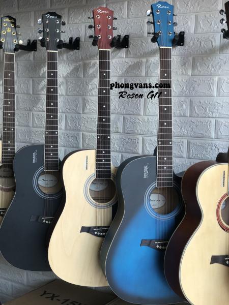 Guitar Rosen G11