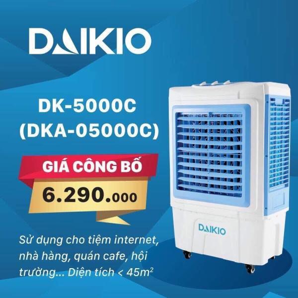 Máy làm mát cao cấp Daikio DKA-05000C