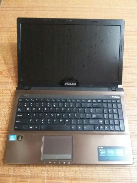 Bảng giá Laptop Asus K53S / Intel Core i5 2430M 2.4Ghz / Ram 4G / Ổ cứng HDD 640G / Card rời NVIDIA GeForce GT 540M 2G / Màn hình 15.6 inch HD / Windows 10 Pro / Tặng kèm cặp + chuột không dây Phong Vũ