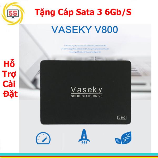 Giá Ổ Cứng SSD Vaseky 120gb-Hàng Chính Hãng