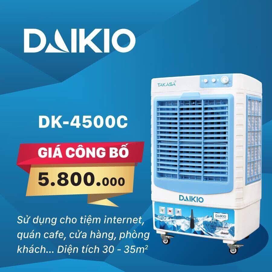 MÁY LÀM MÁT CAO CẤP DAIKIO DKA - 04500C