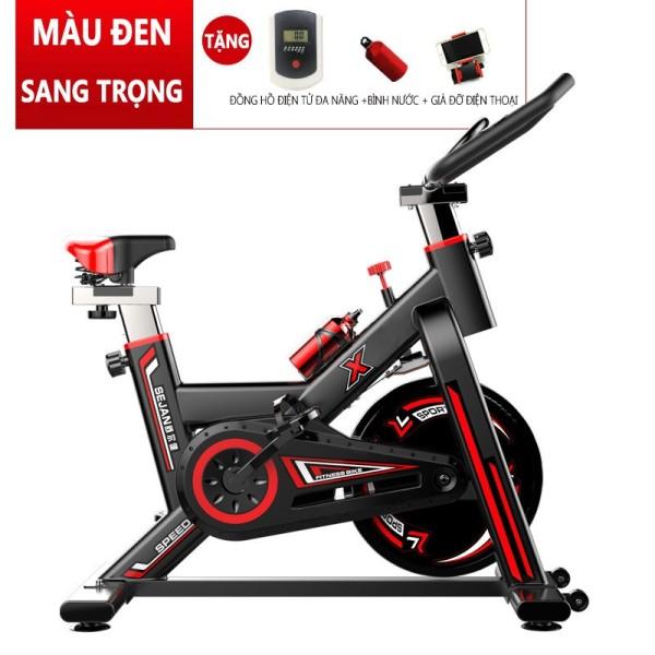 Xe đạp thể dục thể hình mẫu mới nhất kiểu dáng thể thao nhỏ gọn, xe đạp tập gym tại nhà dụng cụ tập gym đạp xe, xe thể dục, xe thể thao tại nhà