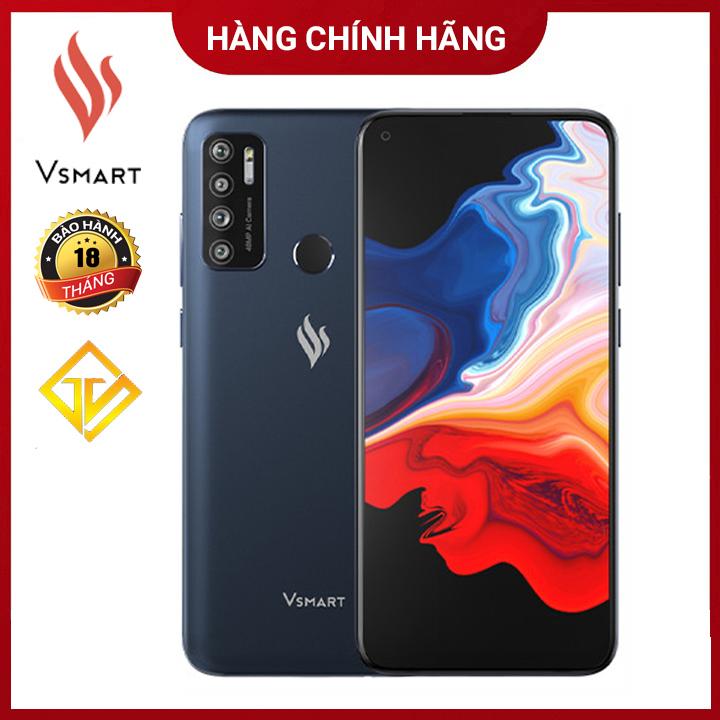 Điện thoại Vsmart Live 4 (6GB/64GB) Snapdragon 675 Mới nguyên seal  - Hàng chính hãng
