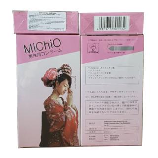 Bao cao su Michio- Bao cao su nhiều gân Nhật Bản- Bao cao su siêu mỏng- Bao cao su kéo dài thời gian quan hệ- Lên đỉnh cực An Toàn Mzur Store thumbnail