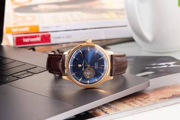Đồng hồ cơ nam OP99141-71AGR-GL-X bán chạy
