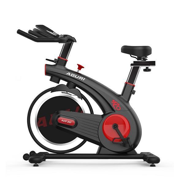 Bảng giá Xe đạp tập thể dục AGURI AGS-201 - Xe đạp tập Công Phượng - Tặng áo/mũ/bóng chữ ký Công Phượng