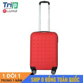 [MIỄN PHÍ SHIP] Vali nhựa TRIP P13 Size 20inch Vali du lịch size xách tay lên máy bay thumbnail