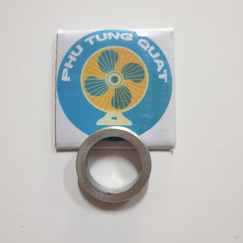 Combo 10 vòng chêm bạc đạn 608 bằng nhôm chế quạt - chêm vòng bi loại nhôm
