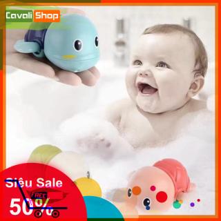 [XẢ KHO SALE SỐC] Đồ chơi con rùa nhà tắm biết bơi - CAVALI - Chất liệu nhựa an toàn cho trẻ thumbnail