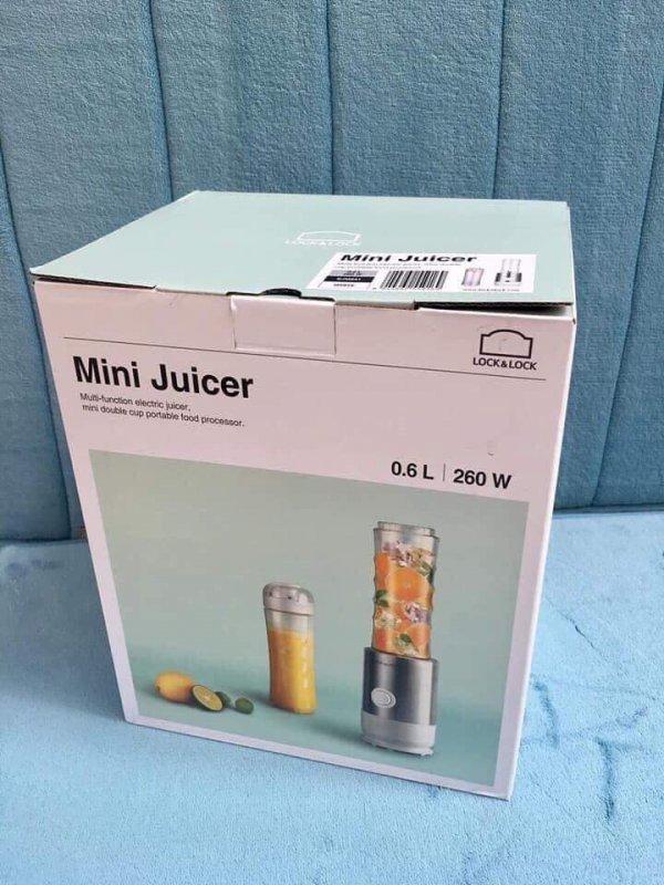 Máy xay sinh tố mini Lock&Lock EJM241