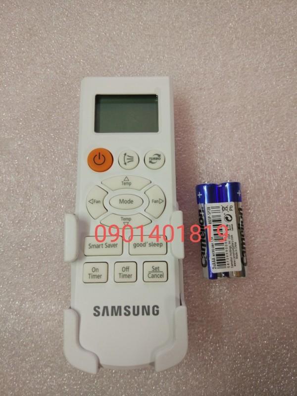 Điều khiển máy lạnh Samsung nút cam(hàng chính hãng mới 100%) chính hãng