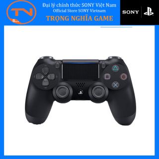 [Nhập ELMAY21 giảm 10% tối đa 200k đơn từ 99k]Tay cầm chơi game PS4 không dây Bluetooth - Hàng Chính Hãng Sony thumbnail