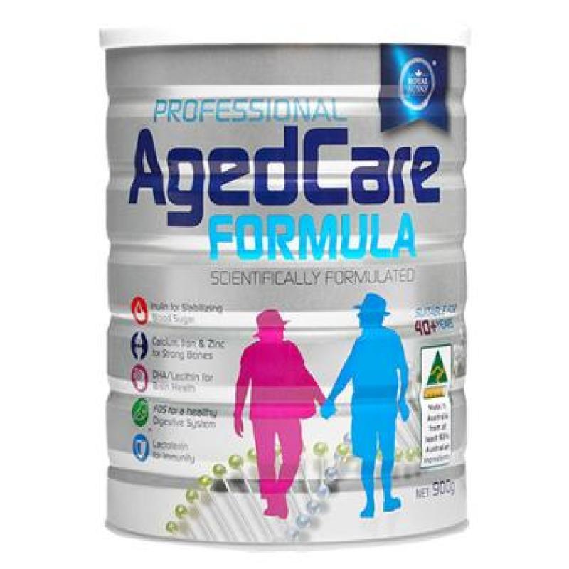 Sữa hoàng gia Agedcare Formula- Dành cho người trên 40 tuổi tốt nhất