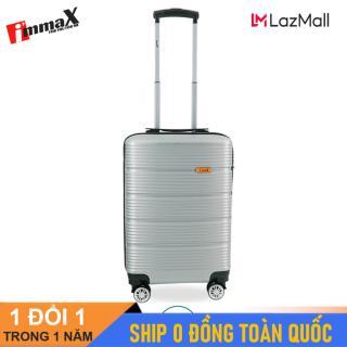 [ MIỄN PHÍ SHIP] Vali nhựa du lịch immaX X13 có 2 size 20inch xách tay lên máy bay và 24inch ký gửi hành lý thumbnail