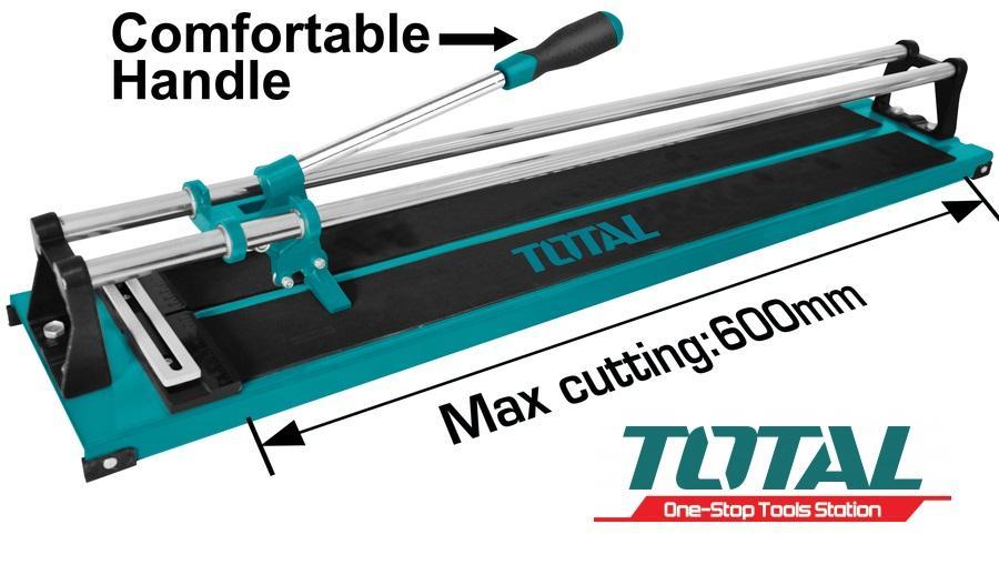 Bàn cắt gạch men 600mm Total THT576004