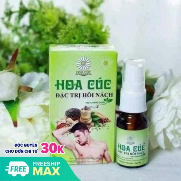 Xịt khử mùi Hôi Nách Hoa Cúc Khử Mùi hiệu quả [KÈM PHIẾU BẢO HÀNH CHÍNH HÃNG] giá rẻ