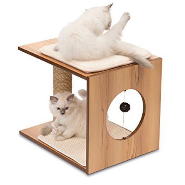 Kệ Mèo 1 Tầng Độc Đáo CH007