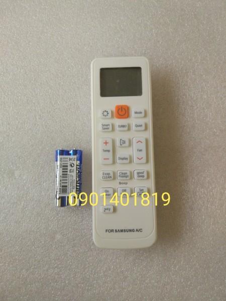 Bảng giá Điều khiển máy Lạnh LG vuông dẹp nút cam