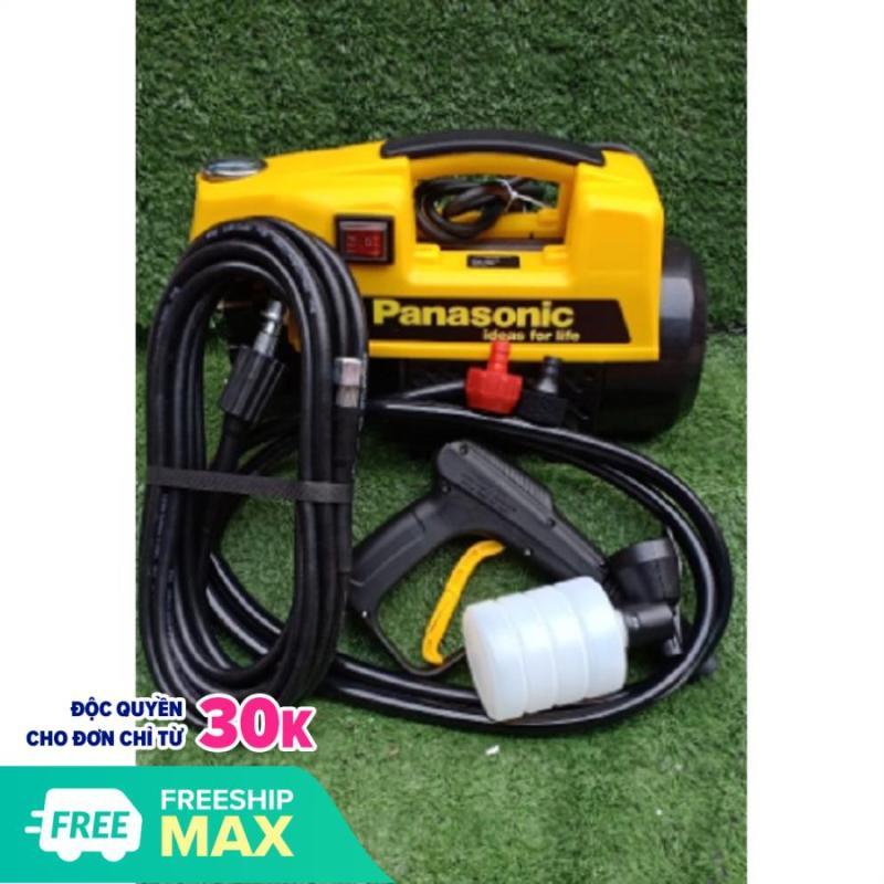 Máy rửa xe panasonic 2500W Lõi Đồng Cực Khỏe chuyên dùng cho gia đình, dễ dàng sử dụng và lắp đặt
